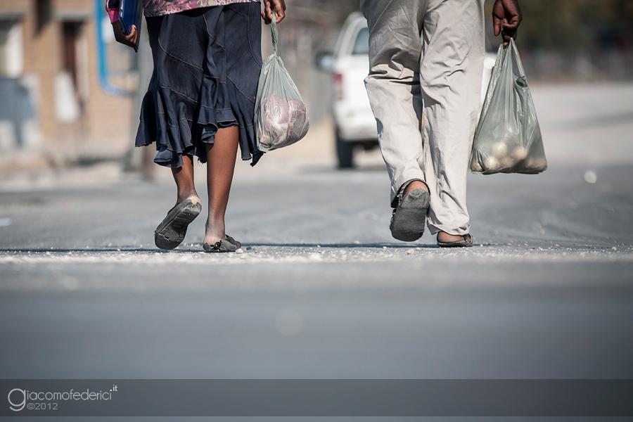 Fotografo viaggi Roma, botswana e zimbabwe