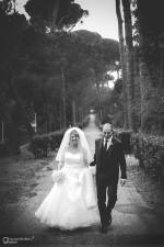 Fotografo matrimonio Roma, gli sposi